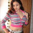 South Indian Hot Actress Navya Photo (1)