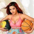 South Indian Lovely Super Hot Actress Monalisa Photos (1)