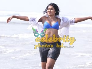 South Indian New Exclusive Hot Model Swathi Naidu