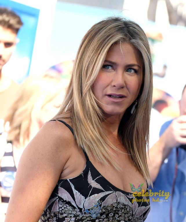 Top Unseen Hollywood Actress Jennifer Aniston Photo (1)