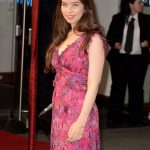 Hollywood Cute Actress ANNA POPPLEWELL at Anna Karenina Premiere Photo's