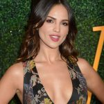 Eiza Gonzalez at 2016 Veuve Clicquot Polo Classic in Pacific Palisades Photo's