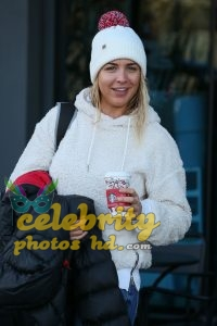GEMMA ATKINSON in London (6)