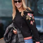 Hollywood Actress Gemma Atkinson in London New Photo's