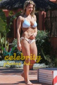 Hollywood Actress Geema Atkinson HD Wallpaper (3)