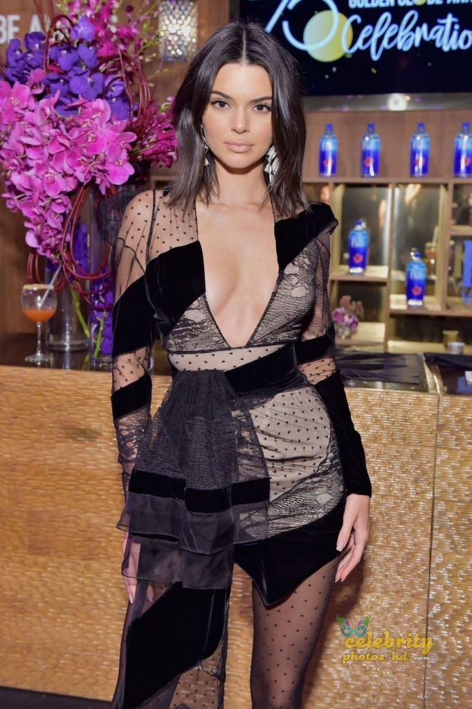 Hollywood Actress Kendall Jenner (1)