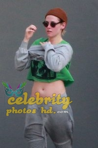 Hollywood Actress Kristen Stewart New Spicy Photo (1)