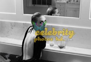 January Jones in Ben Hassett Photoshoot for Violet Grey Photo's (4)