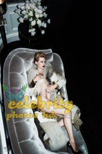 January Jones in Ben Hassett Photoshoot for Violet Grey Photo's (6)