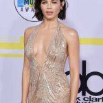 Jenna Dewan Tatum at 2017 American Music Awards in LA Photo's
