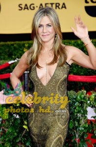Jennifer Aniston at 21st Annual Screen Actors Guild Awards in LA (6)