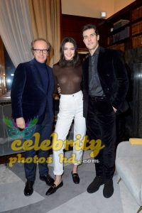 Kendall Jenner at Tod's Spring 2018 Campaign Launch in Milan (5)