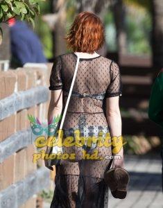 Spicy Hollywood Actress Jena Malone in Bikini in Miami (5)