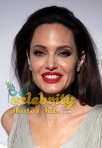 ANGELINA JOLIE at 45th Annual Annie Awards in Los Angeles (2)