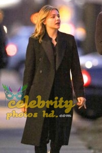 CHLOE MOETZ Out for Dinner with Her Brother in Studio City (1)