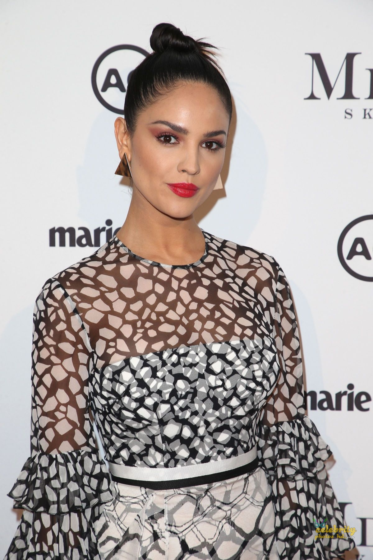 EIZA GONZALEZ at Marie Claire Image Makers Awards in Los Angeles (2)