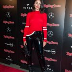 Super Actress EIZA GONZALEZ at Rolling Stone Live Super Bowl Party in Minneapolis 03/02/2018