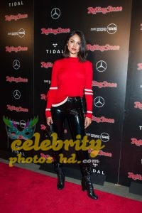 EIZA GONZALEZ at Rolling Stone Live Super Bowl Party in Minneapolis (2)