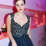Emma Watson Promotes Lancome Cosmetic in Hong Kong Photo's