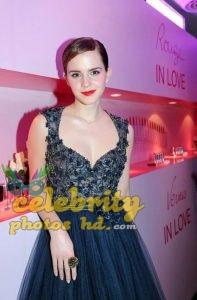 Emma Watson Promotes Lancome Cosmetic in Hong Kong (1)