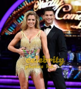GEMMA ATKINSON at Strictly Come Dancing The Live Tour! Photocall in Birmingham (5)
