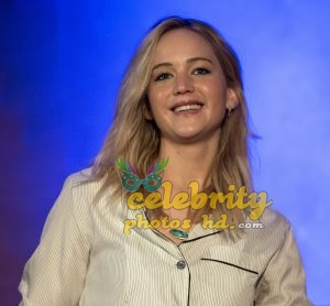 JENNIFER LAWRENCE at Unrig the System Summit in New Orleans (1)
