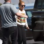 JENNIFER LOPEZ Out in Los Angeles Photo's-02/07/2018