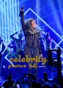 JENNIFER LOPEZ Performs at Direct TV Now Super Saturday Night in Minneapolis (10)