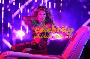 JENNIFER LOPEZ Performs at Direct TV Now Super Saturday Night in Minneapolis (12)