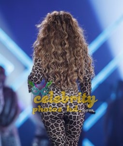 JENNIFER LOPEZ Performs at Direct TV Now Super Saturday Night in Minneapolis (2)
