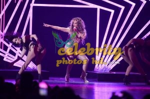 JENNIFER LOPEZ Performs at Direct TV Now Super Saturday Night in Minneapolis (9)
