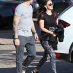 MEGAN FOX and Brian Austin Green Arrives at Malibu Country Mart 25/01/2018