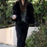 MEGAN FOX Photo's at a Church in Los Angeles-02/04/2018
