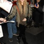 Pop Singer SHAKIRA at JFK Airport in New York Photo's-12/28/2017